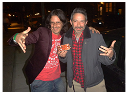 Adam Horovitz Ad Rock and Dr Blankenstein Drew Blanke