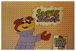 Ed Seeman Sugar Bear Cartoon Animation Frame