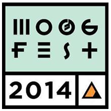 Moogfest 2014 Logo