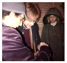 Trey Anastasio, Amanda Green & Drew Blanke (Dr Blankenstein)