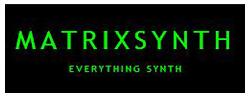 MatrixSynth.com Logo